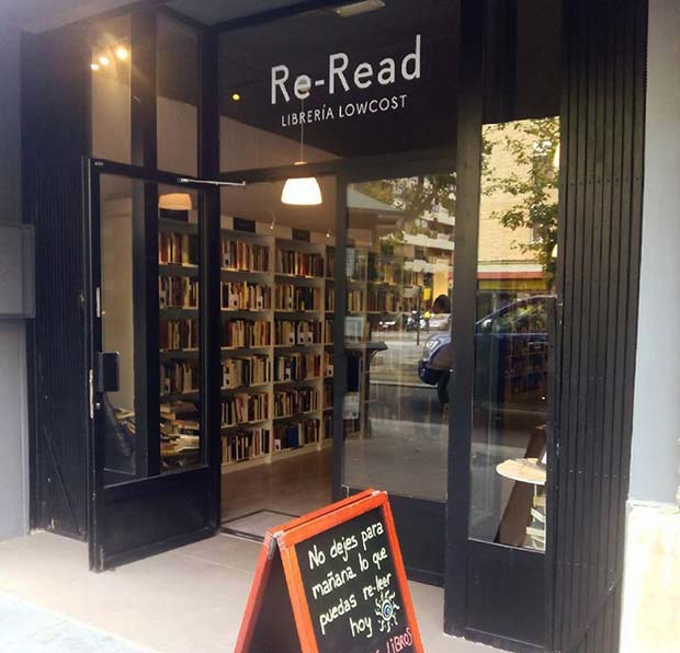 Re-Read Librería Low Cost
