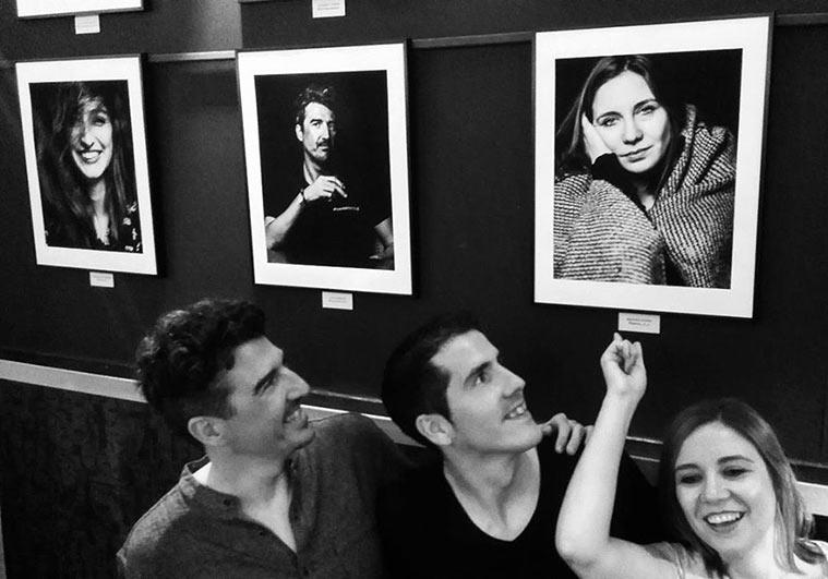 Entrevista a Enrique Fantova sobre Miradas intimas una muestra que busca la esencia del retrato
