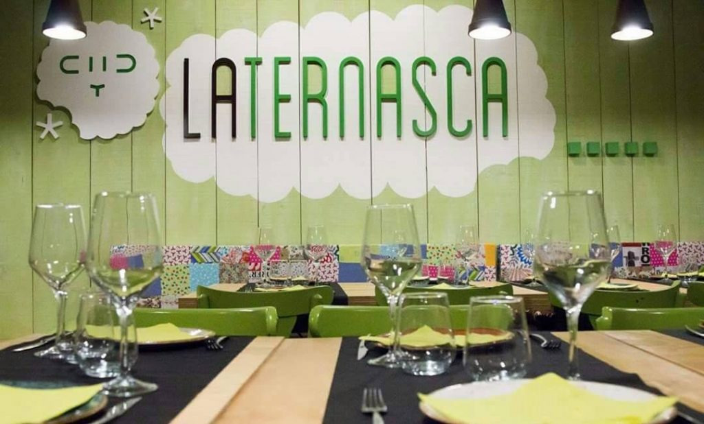 Comedor del Restaurante La Ternasca