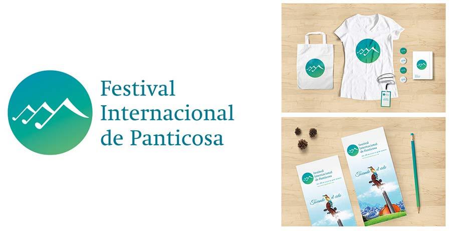 Identidad corporativa para el Festival de Panticosa