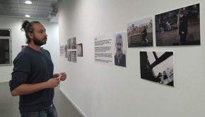 """""""Una de seis"""", una exposición fotográfica de Jaime Oriz que muestra la vida después del ictus"""