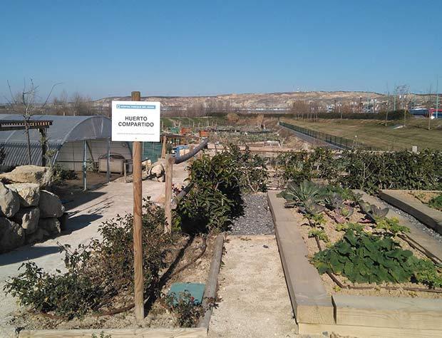 Hortals es una red de instalaciones de huertos ecológicos sociales urbanos