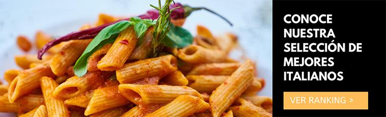 ranking de los mejores restaurantes italianos de zaragoza