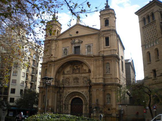 Fachada de la Iglesia de Santa Engracia