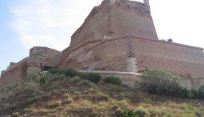 Castillo Templario de Monzón