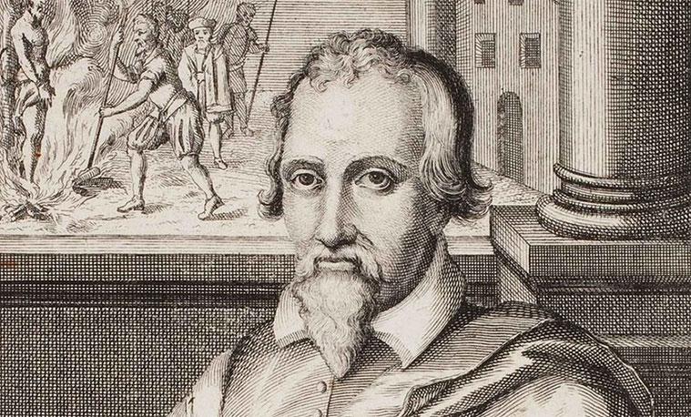 Miguel Servet descubrió la circulación menor de la sangre
