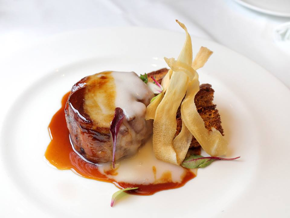 Restaurante Aragonia Palafox ternasco