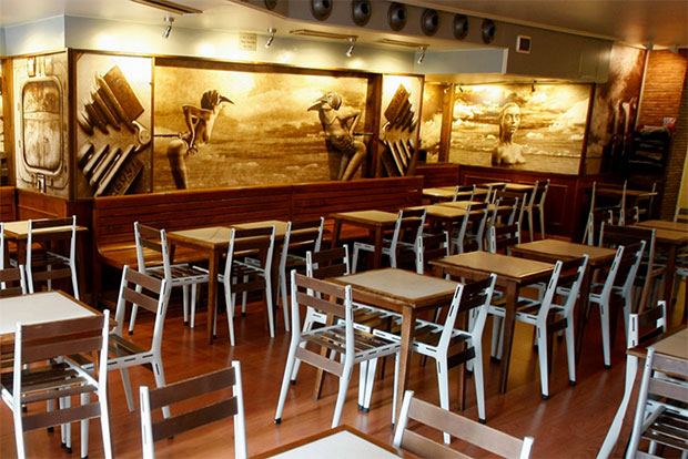 Café Laurel