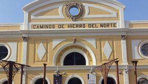 Estación del Norte de Zaragoza