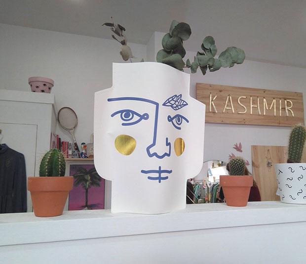 Kashmir Tienda Vintage en Zaragoza