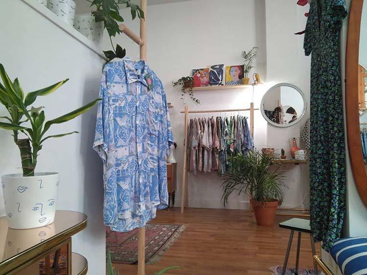 Tienda Vintage Kashmir en Zaragoza