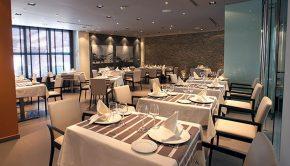 El Melanosporum es el restaurante del Hotel La Trufa Negra