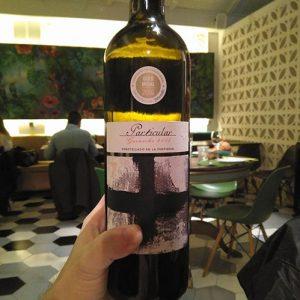 """""""Particular"""", un exquisito vino de Cariñena procedente de garnachas valientes, fuertes y salvajes"""