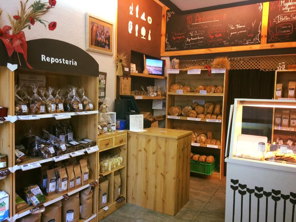 Panadería Ecomonegros