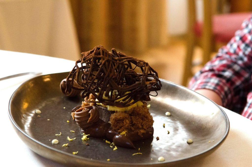 Carmelo Bosque Restaurante Lillas Pastia