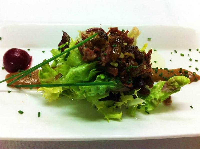 ensalada restaurante txalupa