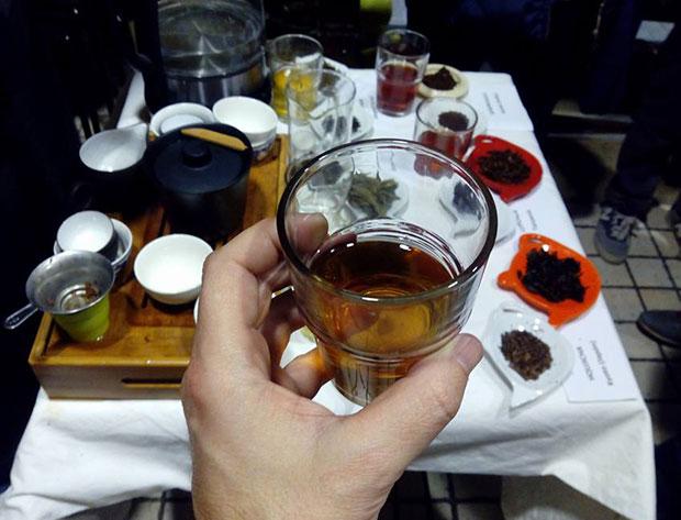 Espabilaté, venta de té a granel en Zaragoza