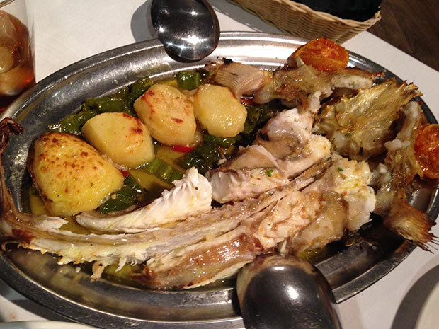 Restaurante Ama Leku Zaragoza