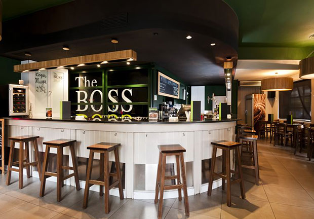 The Boss Gastrobar Zaragoza