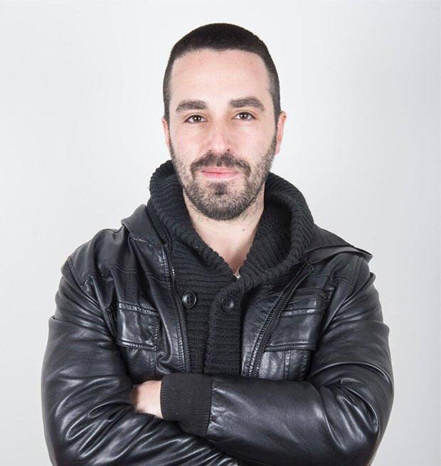 David Gimenez, autor de Zaragoza Guía .com