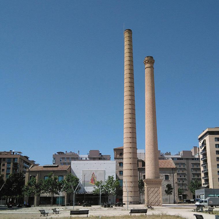 Zaragoza Activa (antigua Azucarera Aragón)