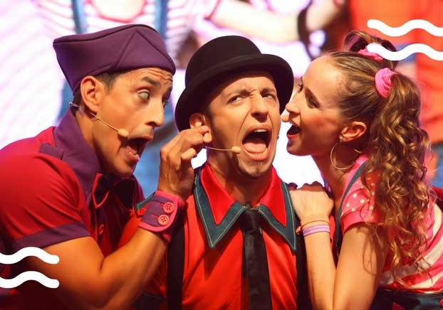 Charlamos con Belén Pelo de Oro, Emi Bombón y Nacho Bombín, o lo que es lo mismo, el grupo Pica-Pica