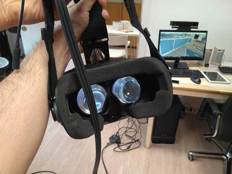 Realidad virtual desarrollada por Imascono