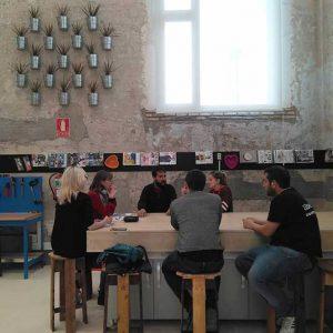 La Remolacha HackLab, el laboratorio ciuadadano de Zaragoza Activa