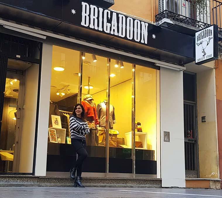 Conversamos con Penélope Sariñena, propietaria de Brigadoon Independent Gift Shop