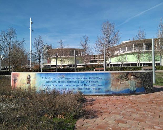 Memorial del Pabellón de Iniciativas Ciudadanas, conocido como El Faro