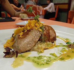 restaurante goralai en zaragoza