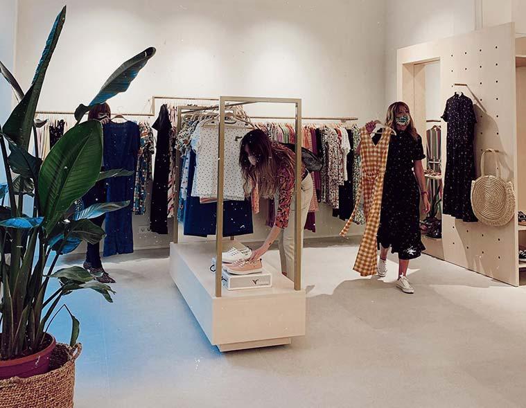 Sommes Demode tienda de moda de mujer en Zaragoza