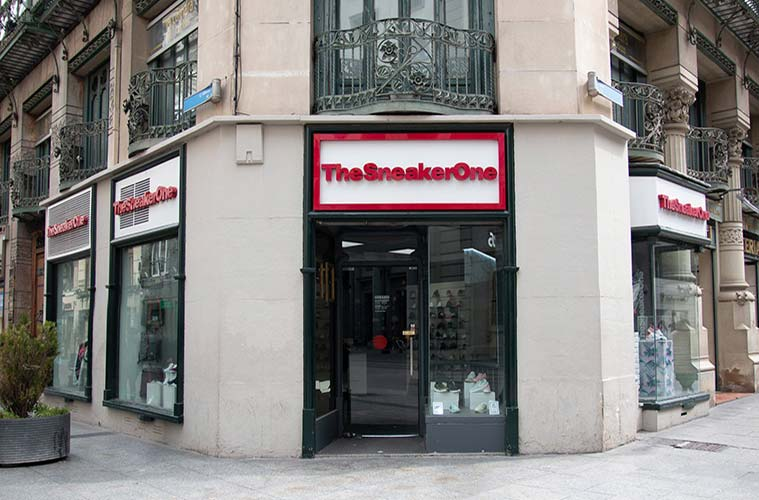 The Sneaker One Zaragoza Calle Alfonso