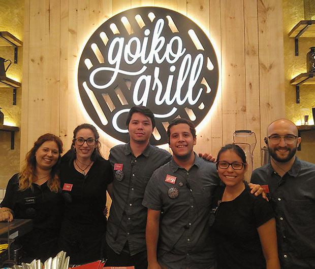 El equipo de Groiko Gill está compuesto por personal joven, profesional y de delicado trato