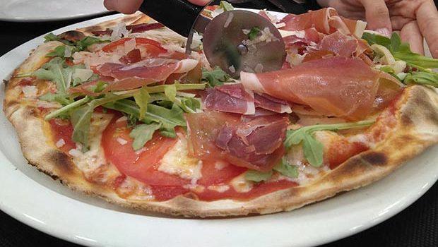 Pizzería Da Claudio Romareda