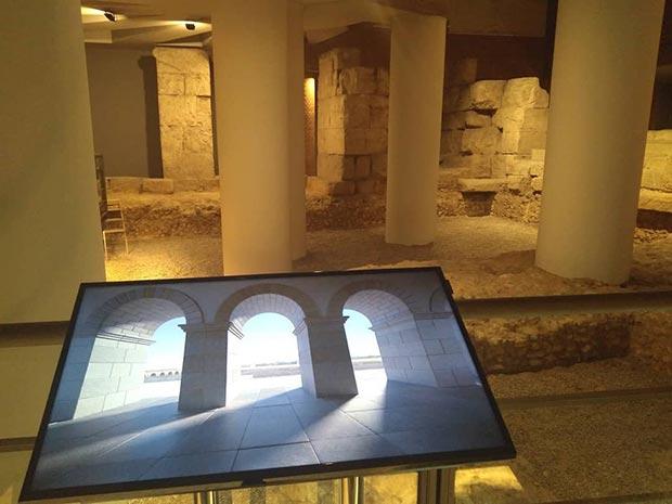 Museo del Puerto Fluvial Romano de Zaragoza