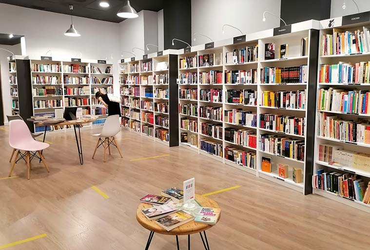 Re-Read Librería Low Cost en Zaragoza