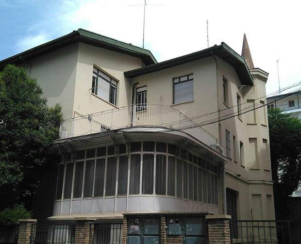 Antigua Casa de José García Sánchez