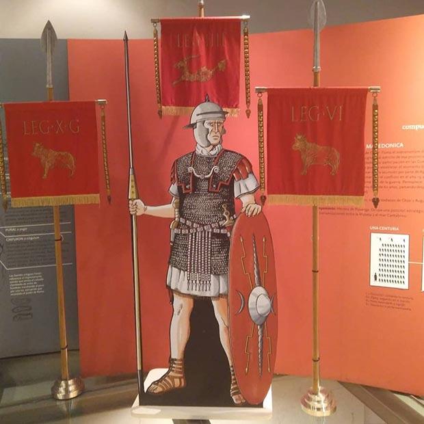 legiones romanas fundadoras de caesaraugusta zaragoza