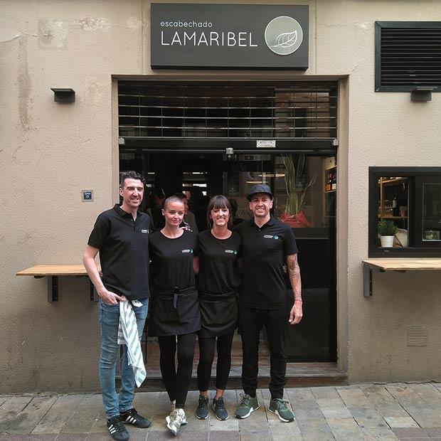 El equipo de Lamaribel Escabechado