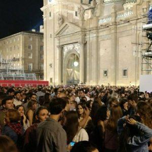 Conciertos Gratuitos de la Plaza del Pilar