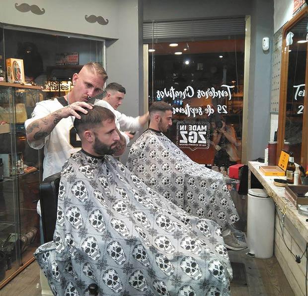 Traditional Barbershop barbería en las delicias