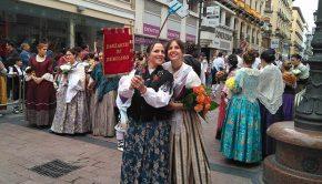La Ofrenda de Flores de las Fiestas del Pilar