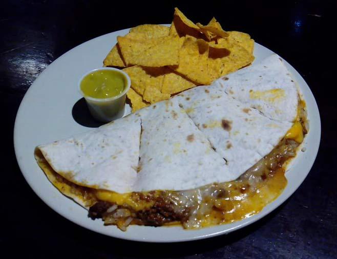 Café Viryin, Restaurante Mexicano