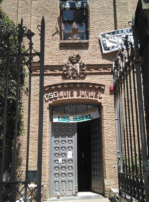 Antiguo Instituto Luis Buñuel