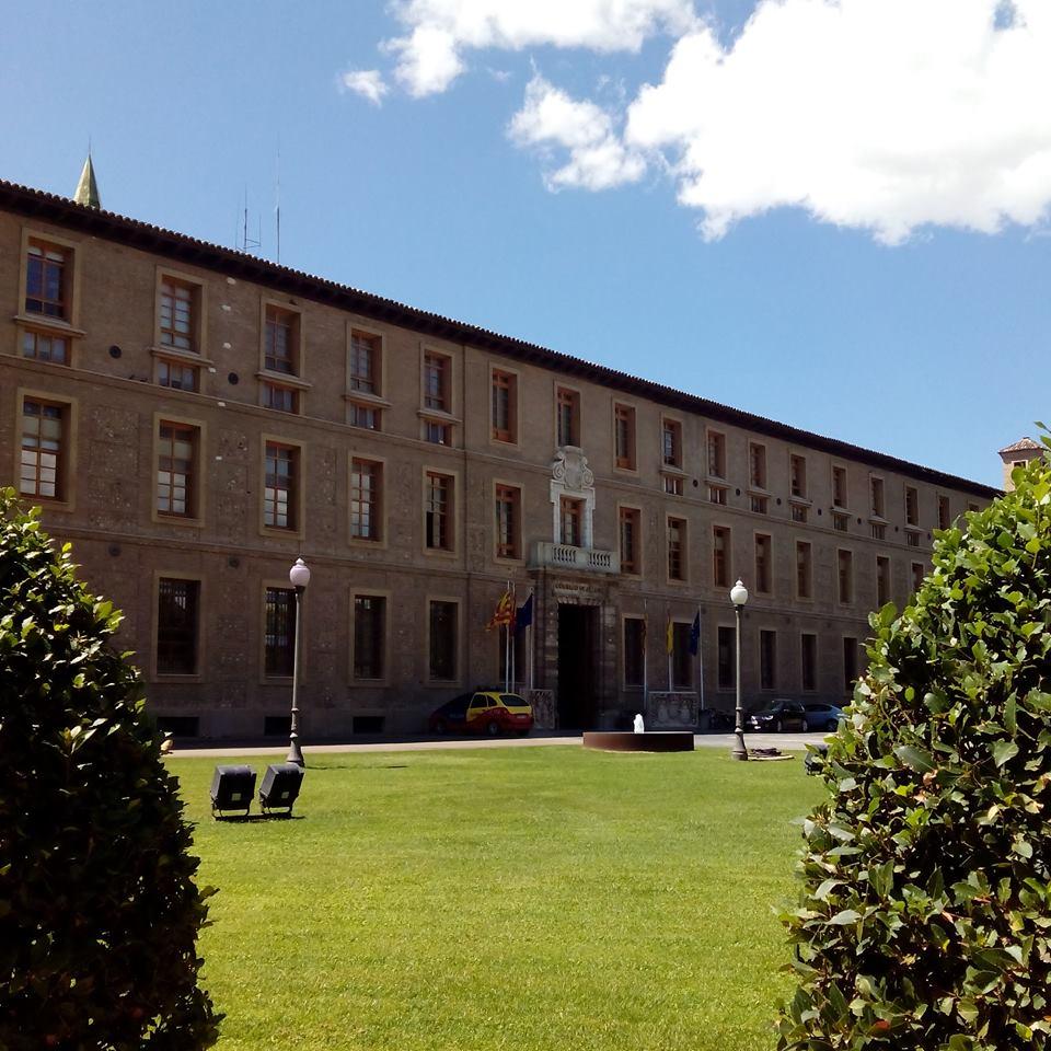 Casa Real de La Misericordia (actualmente sede de la Diputación General de Aragón)