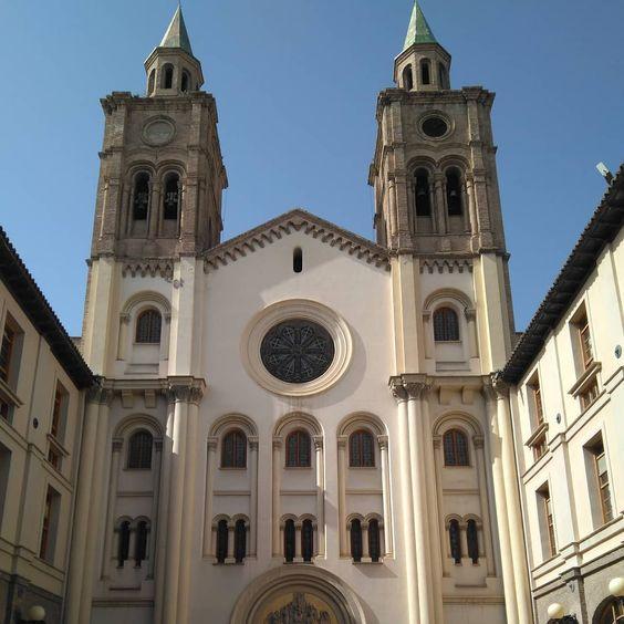 Iglesia inspirada en su diseño por el estilo bizantino