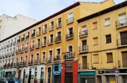 Edificio del 127 del Coso de Zaragoza