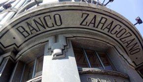Edificio del antiguo Banco Zaragozano