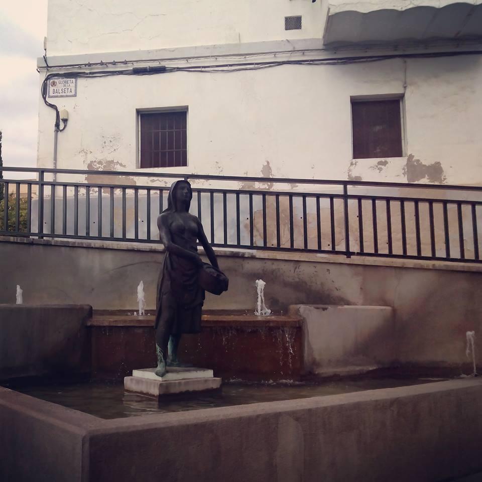 Glorieta de La Balsera
